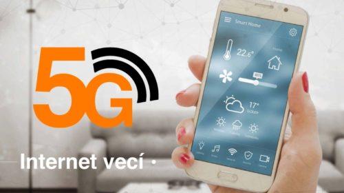 5G je na vzostupe, rovnako tak i nasadenie internetu vecí cez mobilné siete