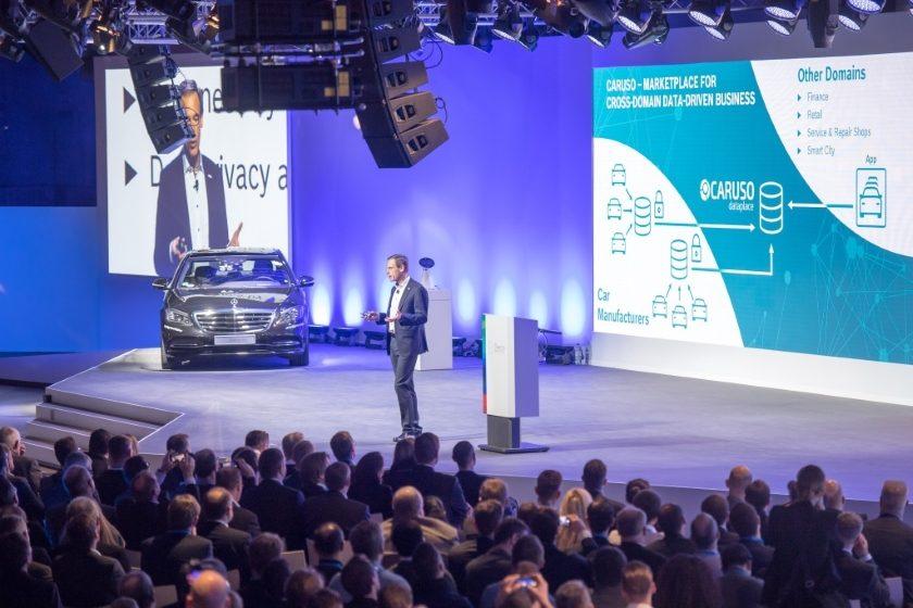Bosch a Daimler