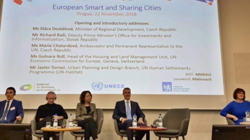Raši v Prahe: Štát využije všetky dostupné zdroje, aby mestám pomohol pri smart investíciách