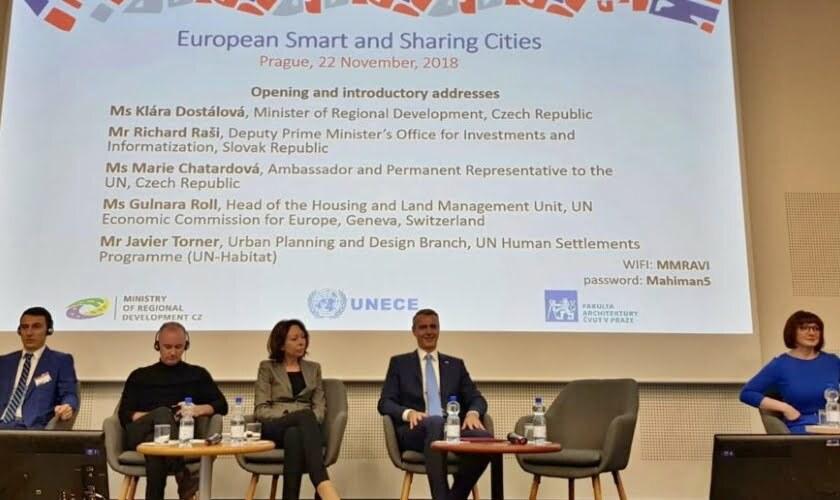 Evropská chytrá a sdílená města