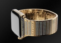 Apple Watch by Caviar 633 diamonds