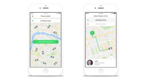 Taxify sa rozširuje do ďalších dvoch miest
