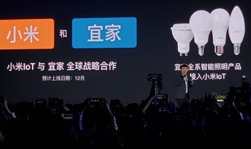 Xiaomi a IKEA