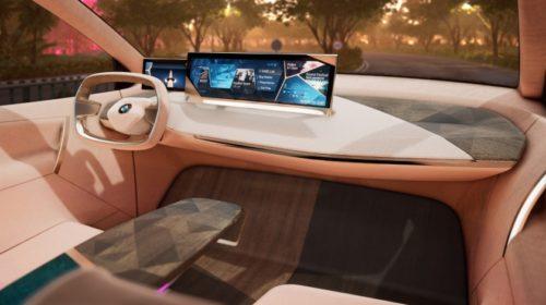 BMW a jeho autonómne auto na CES 2019