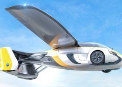 prototyp AeroMobil 4.0