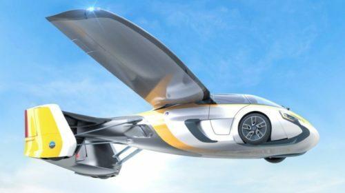 AeroMobil vyrába nový testovací prototyp