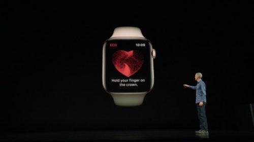 Apple Watch dostali ešte len nedávno EKG aj v Európe a hneď zachránili prvý život