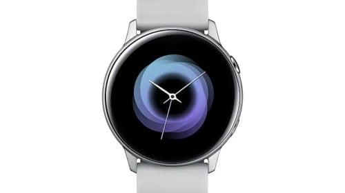 Inteligentné hodinky Samsung Galaxy Watch Active dostávajú prvú aktualizáciu