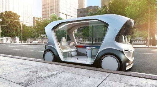 Bosch predstavuje komponenty pre elektrické vozidlá budúcnosti