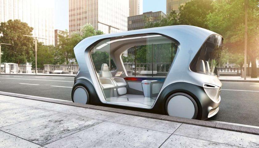 IoT-Shuttle Bosch