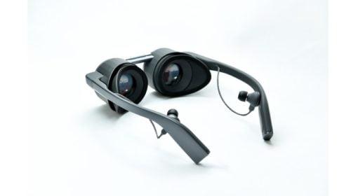Panasonic vyvinul prvé UHD VR okuliare s technológiou HDR