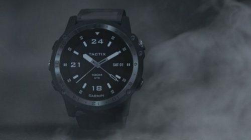 Nové inteligentné hodinky pre špeciálne nasadenie