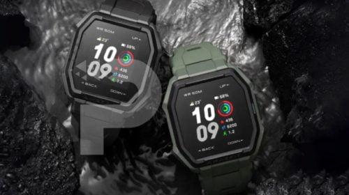 Amazfit Ares: Nové inteligentné hodinky