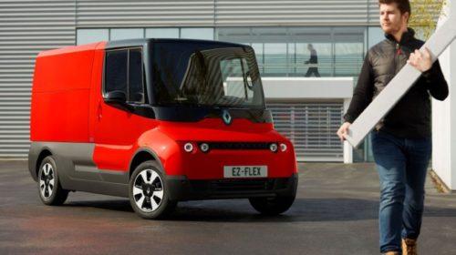 """Elektrická a autonómna – taká je budúcnosť doručovania zásielok """"last mile delivery"""""""