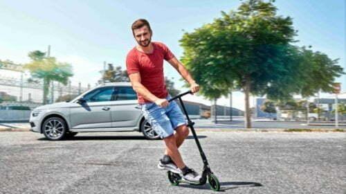 Kolobežka ponúka ekologickú mobilitu pre prvý a posledný kilometer